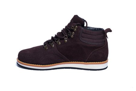 ETNIES Buty Polarise Dark Brown