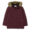 CARHARTT Kurtka Anchorage Parka Amarone/Black - FW17